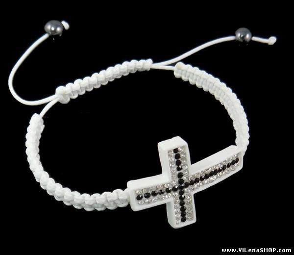 Shamballa крест black and white